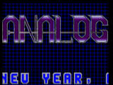 Screenshot Amiga Demo: Analog | Story of Analog