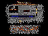 Screenshot Amiga Demo: Anarchy | Earwax Collection 1