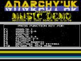 Screenshot Amiga Demo: Anarchy | Music Demo