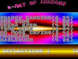 Screenshot Amiga Demo: Anarchy | Reflections 1