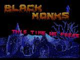 Screenshot Amiga Demo: Black Monks | Intro
