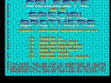 Screenshot Amiga Demo: Celeste and the Special Brothers | Legalized Aggression No. XXV