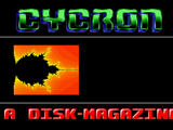 Screenshot Amiga Demo: Cycron | Diskmag Intro