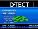 Screenshot Amiga Demo: D-Tect | Noname