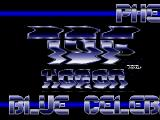 Screenshot Amiga Demo: Defenders | Blue Celebration