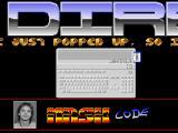 Screenshot Amiga Demo: Direct | The Introduction