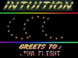 Screenshot Amiga Demo: Intuition | Darknight Demo