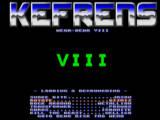 Screenshot Amiga Demo: Kefrens | Megademo 8