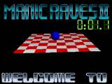 Screenshot Amiga Demo: Logic Systems | Manic Raves II