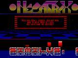 Screenshot Amiga Demo: Necatrix | Intro