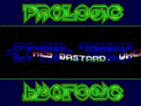 Screenshot Amiga Demo: Prologic | Intro