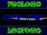 Screenshot Amiga Demo: Prologic | Intro