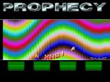 Screenshot Amiga Demo: Prophecy | Intro