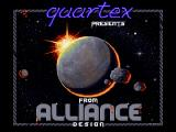 Screenshot Amiga Demo: Quartex | Substance