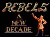 Screenshot Amiga Demo: Rebels | Sanity is dead!