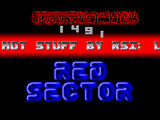 Screenshot Amiga Demo: Red Sector | The names have be changed to protect the innocent