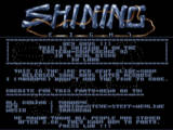 Screenshot Amiga Demo: Shining 8 | Easter Party Demo