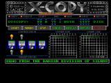 Screenshot Amiga Demo: Silents | Megademo DK