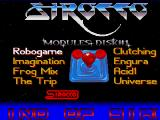 Screenshot Amiga Demo: Sirocco | Modules Disk 1