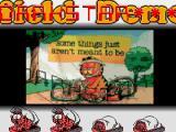 Screenshot Amiga Demo: Slipstream | Garfield