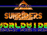 Screenshot Amiga Demo: Sunriders | PTC