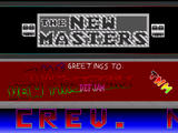 Screenshot Amiga Demo: The New Masters | Intro