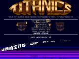 Screenshot Amiga Demo: Titanics | Titan Trax #1